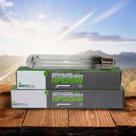 BOMBILLA ORTICA HPS - AGRO 400W (25 uds/caja) - CREC. Y FLOR.