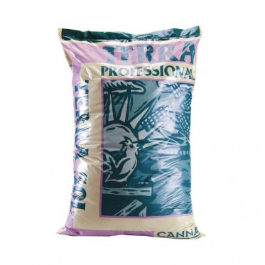 CANNA TERRA PROFESIONAL  50 L. (65 UNDS. PALET)