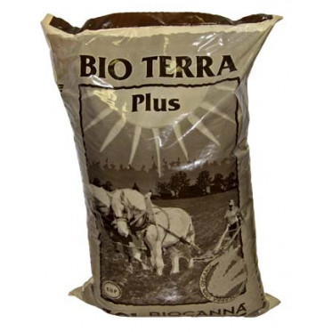 BIOCANNA TERRA PROFESSIONAL PLUS 50 L. (CANNA - 65 UNDS. PALET)